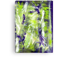 Green Splash by John Bruno Canvas Print