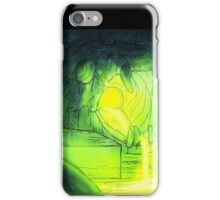 Snake Temple iPhone Case/Skin
