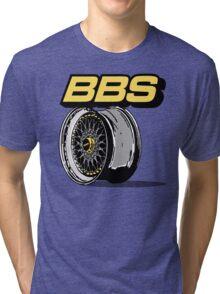Art Of Wheel Tri-blend T-Shirt