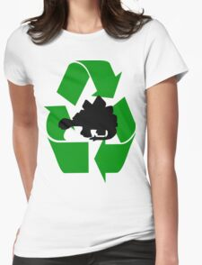 Recycled Giants Womens Fitted T-Shirt