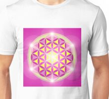 Flower-of-Life No. 02 Unisex T-Shirt