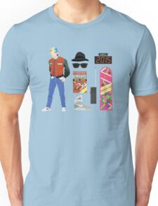 Back to the Future : Time Traveler Essentials 2015 Unisex T-Shirt