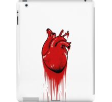 My Bloody Hearth iPad Case/Skin