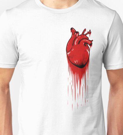 My Bloody Hearth Unisex T-Shirt