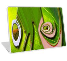 CREEPY CRAWLY CRITTER  (Caution Bug) Laptop Skin
