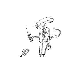 Gentleman Xeno by wumbobot