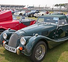 Morgan Plus Four Tourer 2005 1999cc by Keith Larby