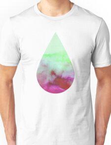 Lime & Pomegranate #redbubble #lifestyle Unisex T-Shirt