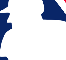 Offensive Indifference: Baseball Lexicon Sticker