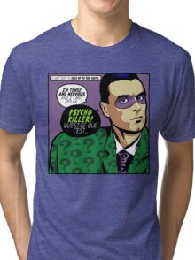 Post-Punk Psycho Tri-blend T-Shirt