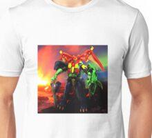 Magmatron Volcanic Unisex T-Shirt