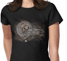 Ready to soar Womens Fitted T-Shirt