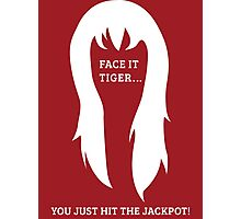 Spiderman - Mary Jane 'Jackpot' Photographic Print