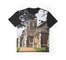 St. Mary Magdalene Church, Sandringham Graphic T-Shirt