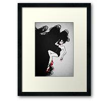_heart you Framed Print