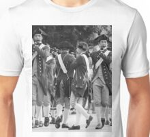March of the Fifes and Drums Unisex T-Shirt
