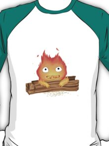 Comfy Calcifer T-Shirt