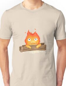 Comfy Calcifer Unisex T-Shirt