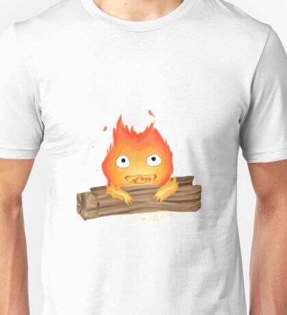 Comfy Calcifer Unisex T-Shirt