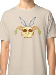 Old Rabbit Skull Classic T-Shirt