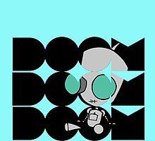 Doom doom doom - Gir by wumbobot