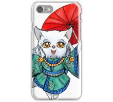Chibi Kitsune iPhone Case/Skin