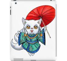 Chibi Kitsune iPad Case/Skin