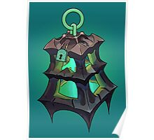 Thresh Lantern Poster