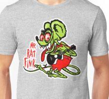 Rat Fink, Dirty Rat Unisex T-Shirt
