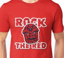 Rock the Red! Literally! Unisex T-Shirt