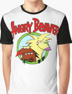 Angry Beavers Graphic T-Shirt