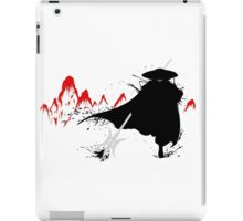 Temple Jax Ink iPad Case/Skin