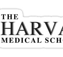 Harvard Medical School Sticker