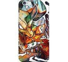 CRYSTAL ONIX iPhone Case/Skin
