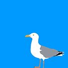 Sea gull by wumbobot