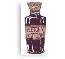 Witchy Potion Canvas Print