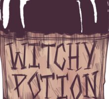 Witchy Potion Sticker