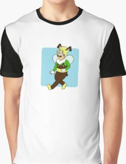Beeuigi w/ Background Graphic T-Shirt