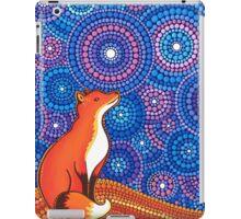 Star Gazing Fox iPad Case/Skin