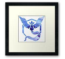 Mystic Pokemon GO  Framed Print