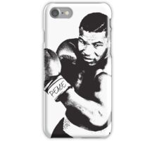 Fight for Peace!?  iPhone Case/Skin