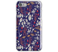 Bells and Blues iPhone Case/Skin