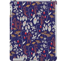 Bells and Blues iPad Case/Skin