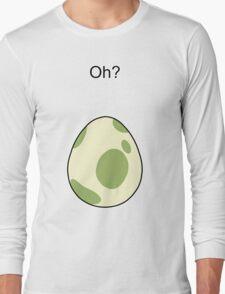 Pokemon GO Egg Oh? Long Sleeve T-Shirt
