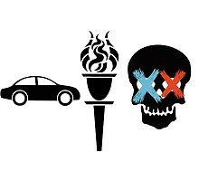 A Car, A Torch, A Death by Kate Foye