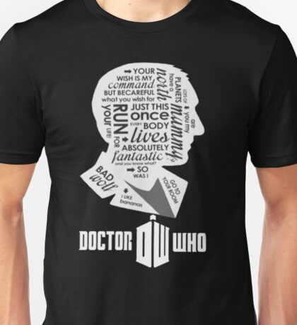 doctor who 9th doctor Unisex T-Shirt