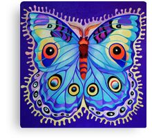 """""""Just a Butterfly!"""" Canvas Print"""