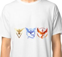 Pokemon GO Teams Classic T-Shirt