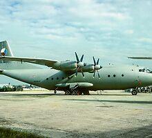 "Antonov An-12 ""Cub"" 2105 by Colin Smedley"