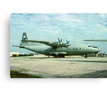 """Antonov An-12 """"Cub"""" 2105 Canvas Print"""